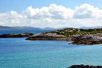 Derrynane Ireland Beach Coast